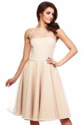 Sukienka Model MOE148 Beige