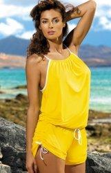 Kombinezon Model Leila Limon M-312 Yellow
