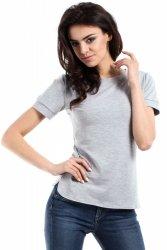 T-shirt Damski Model MOE171 Grey