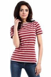 T-shirt Damski Model MOE171 Red