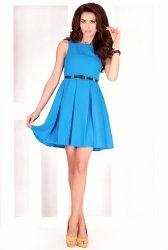 Sukienka Model 6-7 Blue