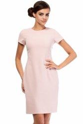 Sukienka Model MOE186 Powder Pink