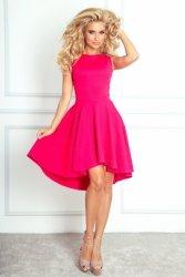 Sukienka Model 66-3 Malina