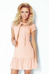 Sukienka Model 101-3 Peach