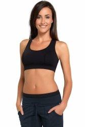 Biustonosz Sportowy Model Hana Black