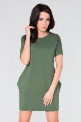 Sukienka Model T130 Green