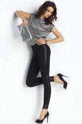 Legginsy Model Kama Plush Black