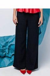 Modne komfortowe spodnie GR1271 Black
