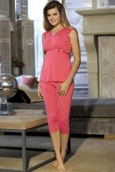 Piżama Damska Model Ismena Pink