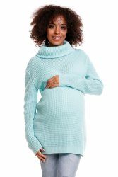 Sweter model 30044C Ice Mint