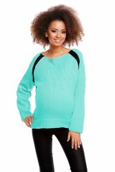Sweter model 30050C Ice Mint