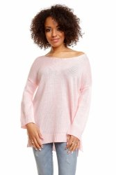 Sweter model 30045 Light Pink