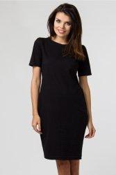 Sukienka dzianinowa B-031 Black