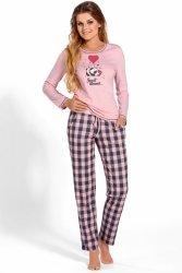 Piżama Damska Model  3105 Light Pink