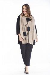 Sweter damski M-XXXL długi