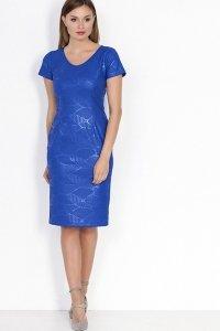 Sukienka Model K 267 VII Blue