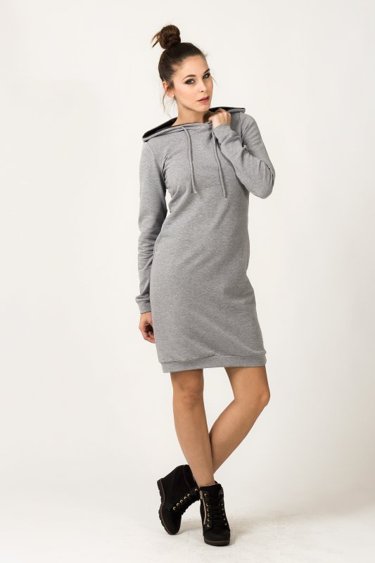 Sukienka Model Beata 2 Light Grey