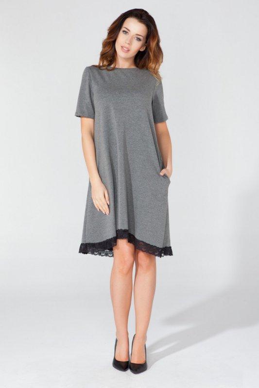 Sukienka Model T107 Grey