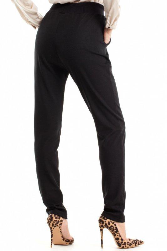 Spodnie-Damskie-Model-MOE256-Black-tyl