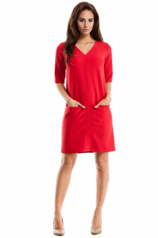 Sukienka Model MOE250 Red
