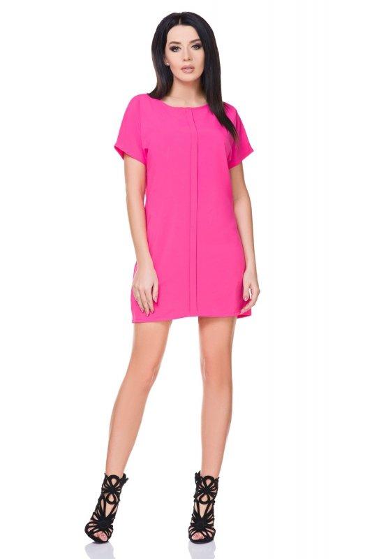 Sukienka Model T166 Dark Pink