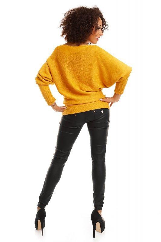 Sweter model 70003 Mustard