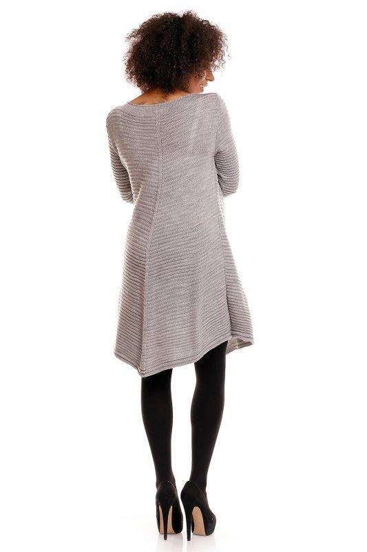 Sukienka model 30046C Light Gray