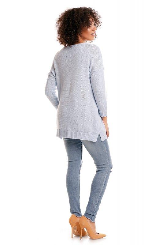 Sweter model 30045C Sky Blue