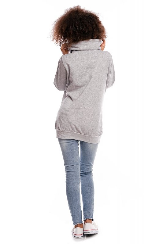 Bluza model 1479 Light Gray