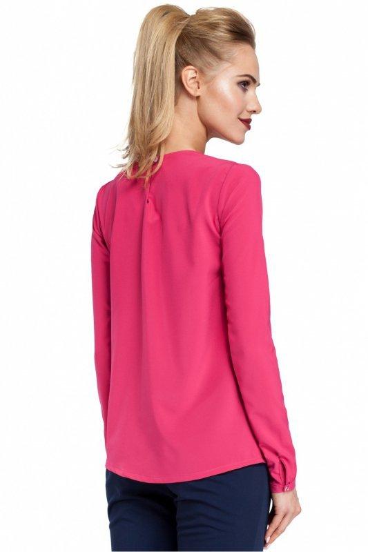 Bluzka Model MOE307 Pink