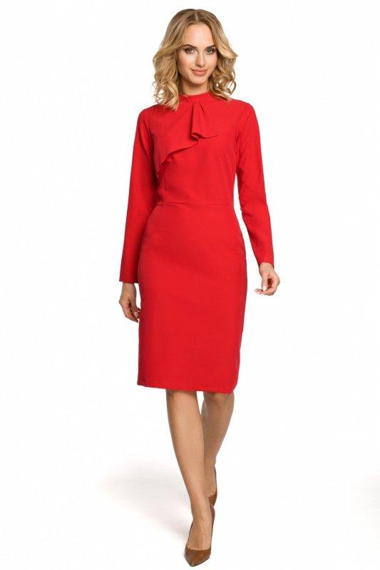 Sukienka Model MOE325 Red