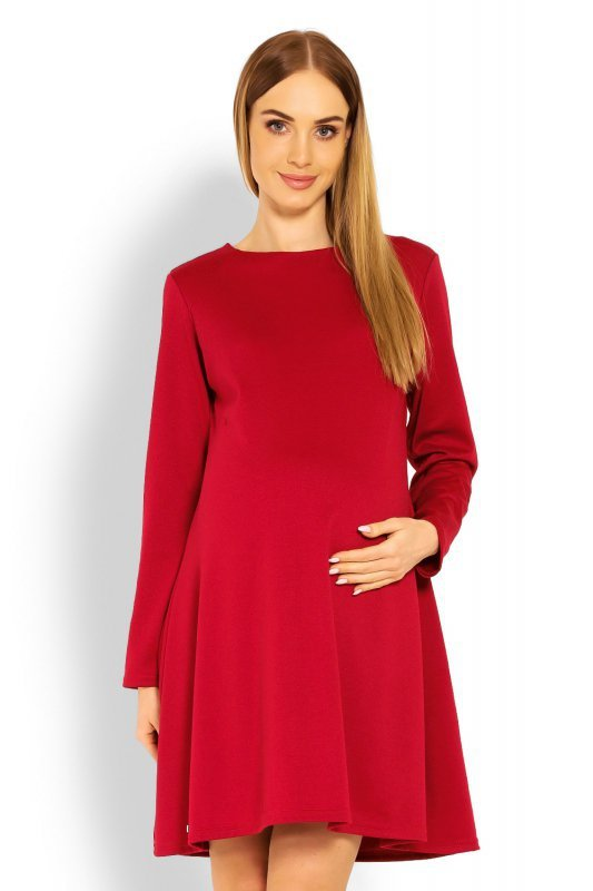 Sukienka Ciążowa Model 1359C Red