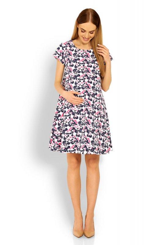 Sukienka Ciążowa Model 1642C Cloe