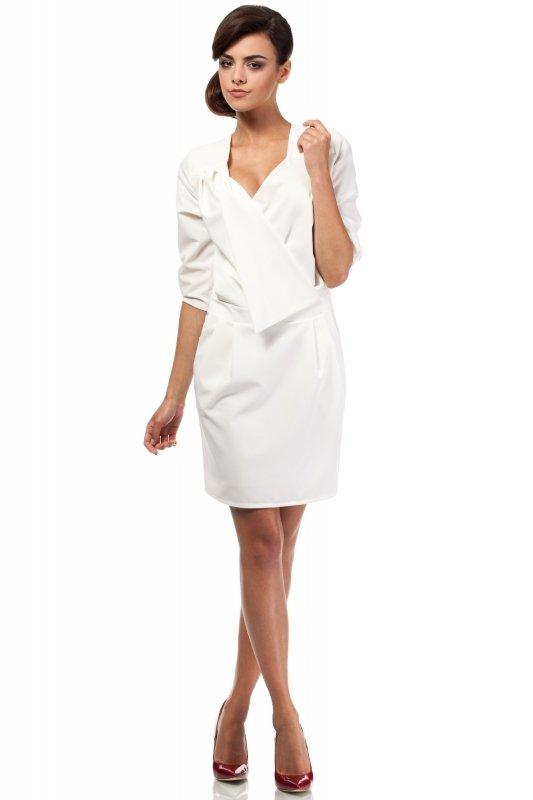 Sukienka Model MOE194 Ecru