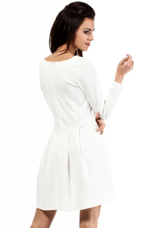 Sukienka Model MOE205 Ecru