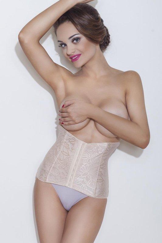 Gorset Model Talia Beige