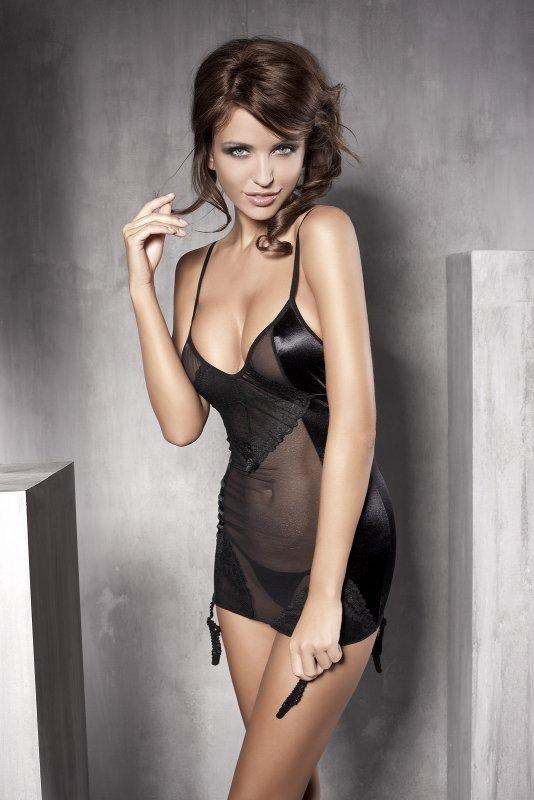 Koszulka-damska-PLUS-SIZE-erotyczna-L-XXXL-AFFECTION-czarna