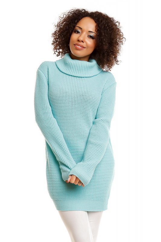 Sweter model 30044 Ice Mint