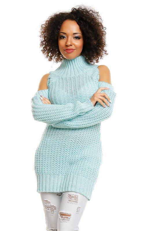 Sweter model 30040 Ice Mint
