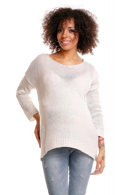 Sweter model 30045C White