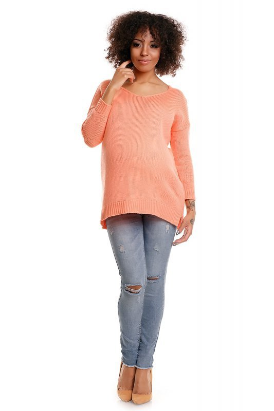 Sweter model 30045C Apricot