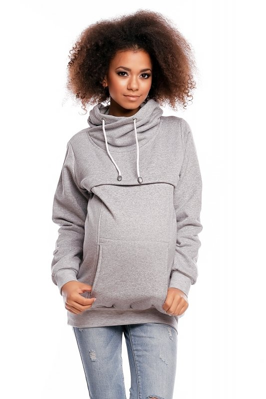 Bluza model 1479 Light Gray