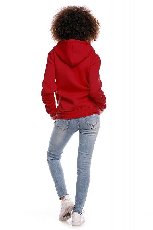 Bluza model 1478 Crimson