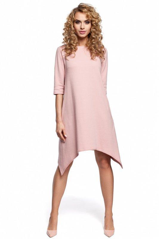 Sukienka Model MOE291 Powder Pink