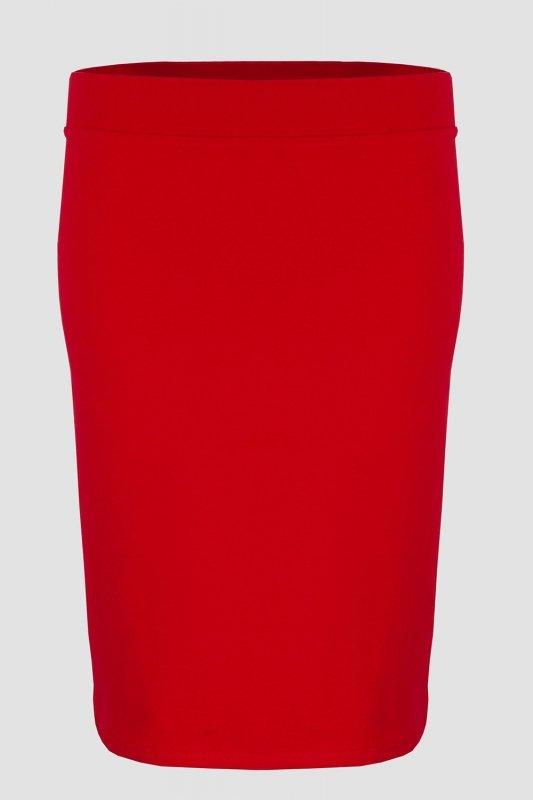 Spódnica dresowa S-030 Red