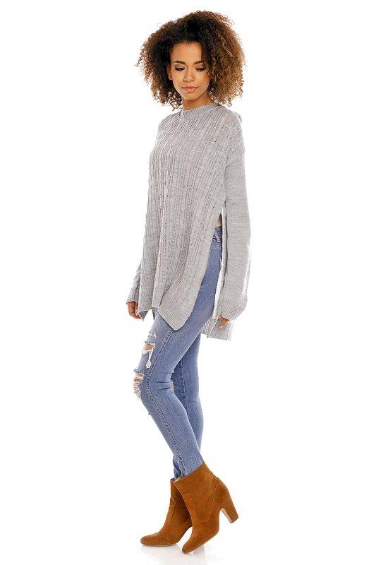 Sweter model 70007 Gray