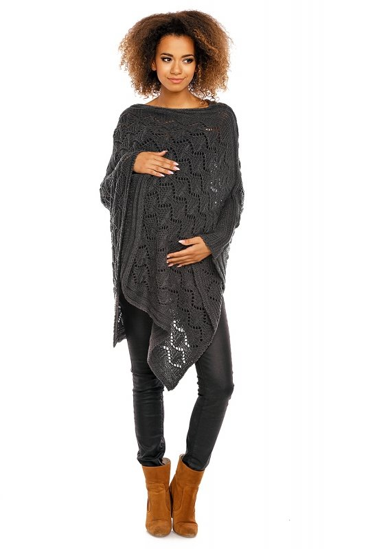 Poncho model 30012C Graphit