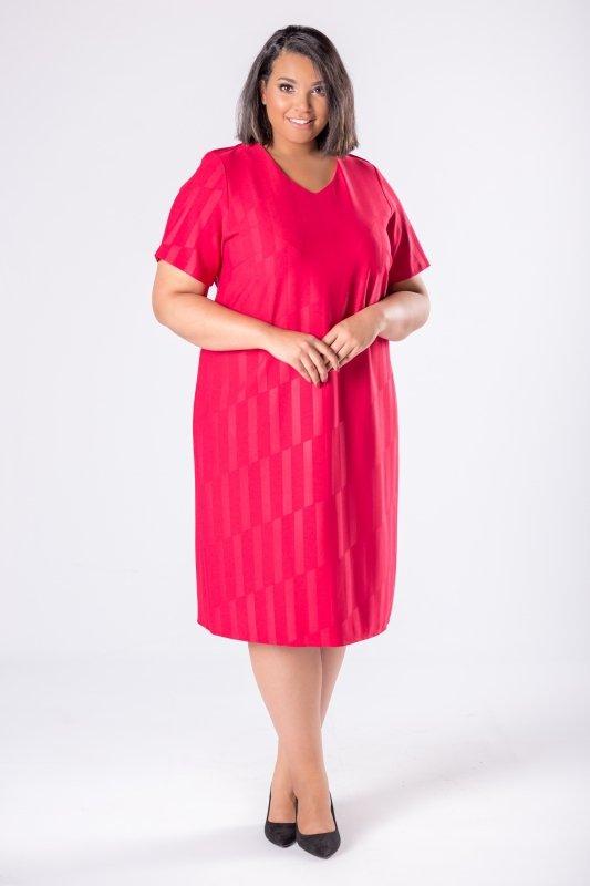 Sukienka wizytowa NIFE midi
