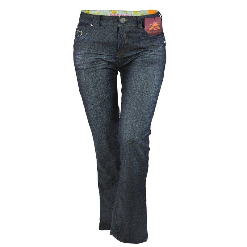 Spodnie-damskie-xl-jeans-plus-size-XXL-szeroka-nogawka-loose-fit