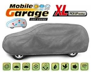 Mobile Garage XL Pick Up hardtop